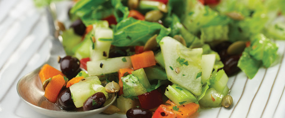 Chopped Salad Cilantro