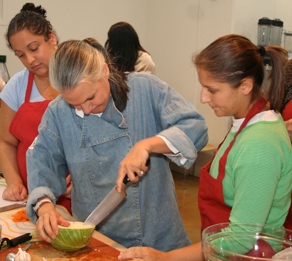 Robyn Webb Cooking Classes